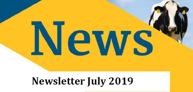 July Newsletter 2019