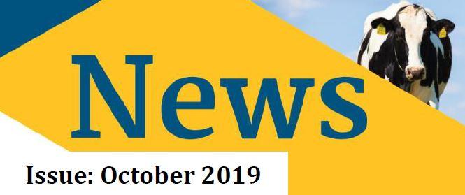 October Newsletter 2019